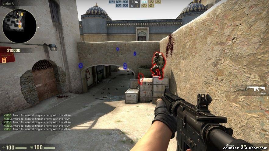 Модели Для Оружия В Кс