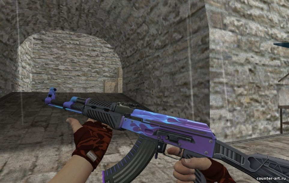 AK-47 - Road Hog Purple