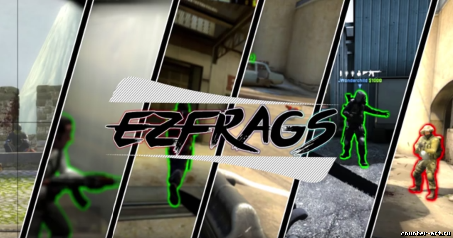 EZfrags CS:GO Multihack v8.26 public version