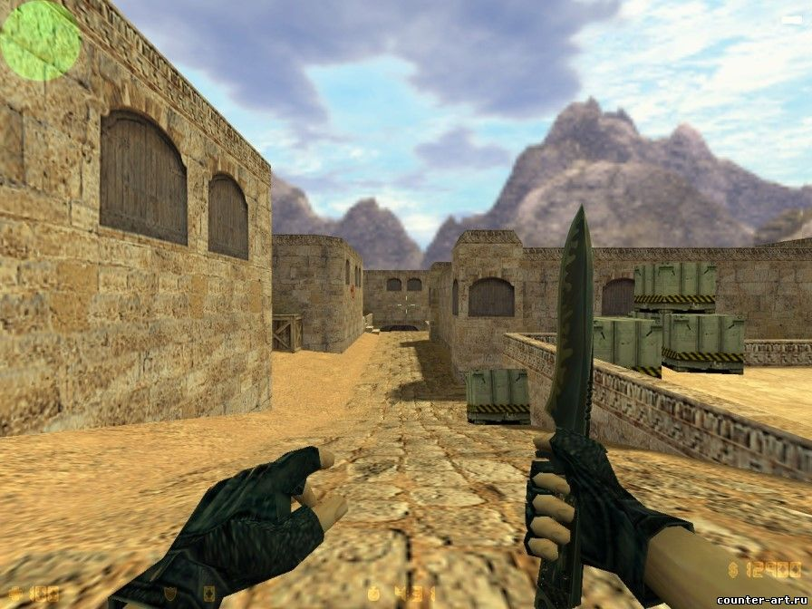 Opposing Force Hands для CS 1.6