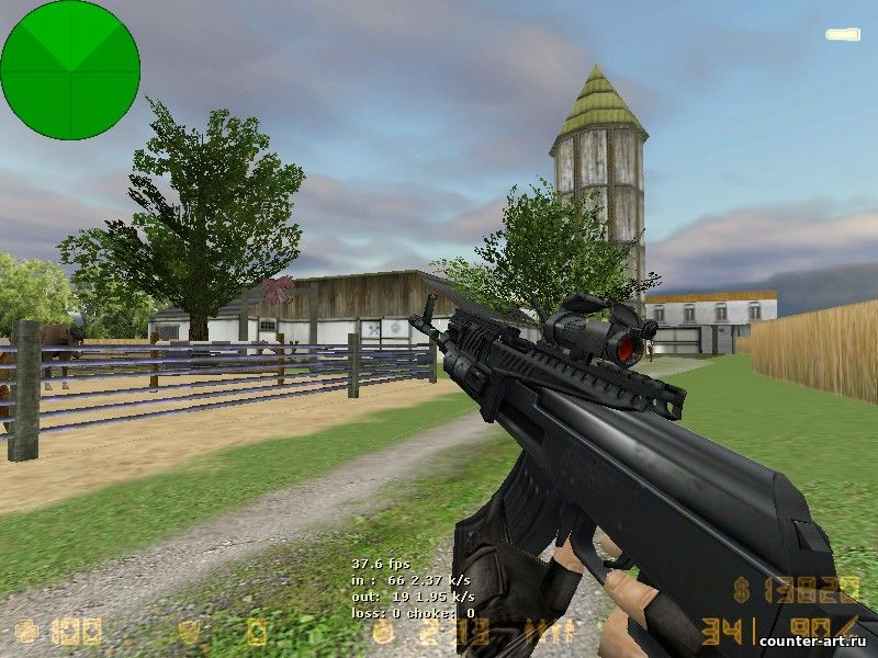 Оригинальный Galil для CS 1.6