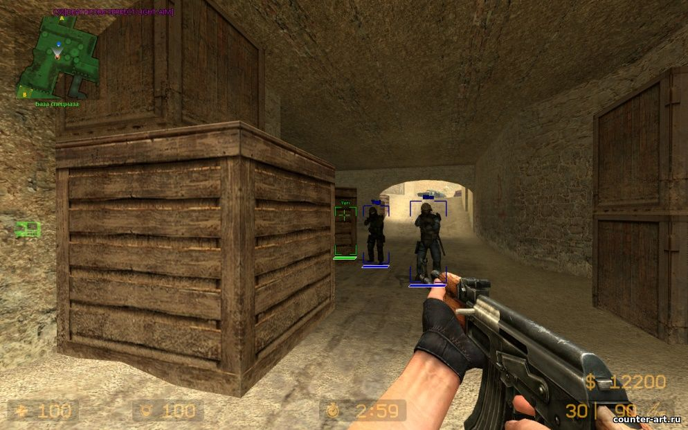 Deathcore Perfect Aim для CS:Source